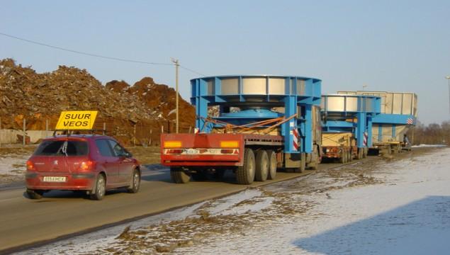 Erigabariidiline Transport